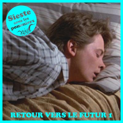 Sieste sous le pommiers - Retour Vers Le Futur 1